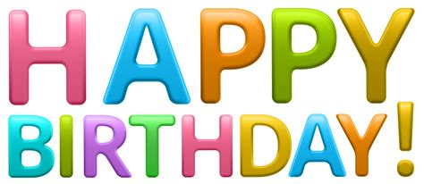 happy clipart birthday clipart transparent clipartxtras