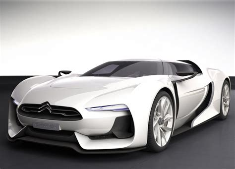 Citroen Concept Cars by Citroen Concept Car Motor
