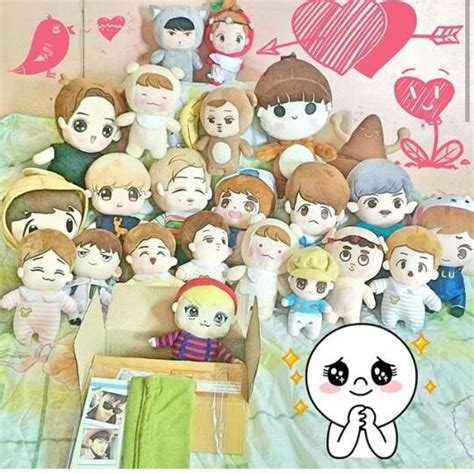 Exo Bts Nct Doll Clothes exo fanmade dolls shop home