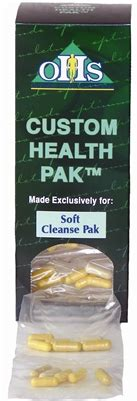 Detox And Cleanse Optimum Health Reviews by Soft Cleanse 60 Paks Optimal Health Systems