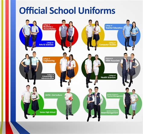 icct uniforms icct colleges foundation