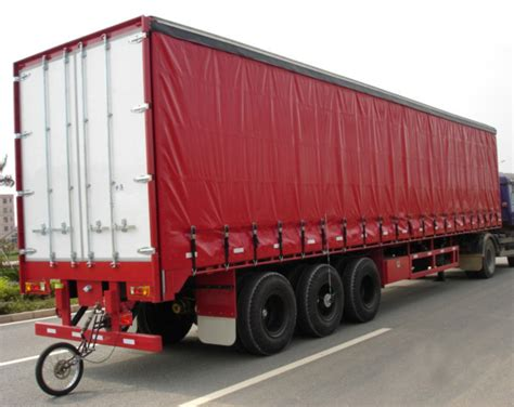 new curtain side trailers for sale china curtain side trailers for sale mercurius