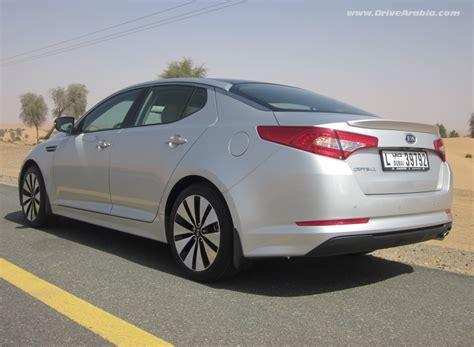 kia price in uae 2011 kia optima in the uae drive arabia