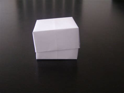 Make Box From Paper - paper box