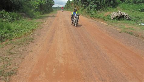 What Are Feeder Roads swedish liberia feeder road project slfrp 187 cds africa