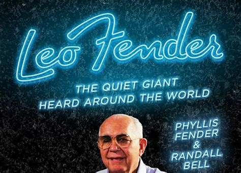 an electric legacy leo fender the heard