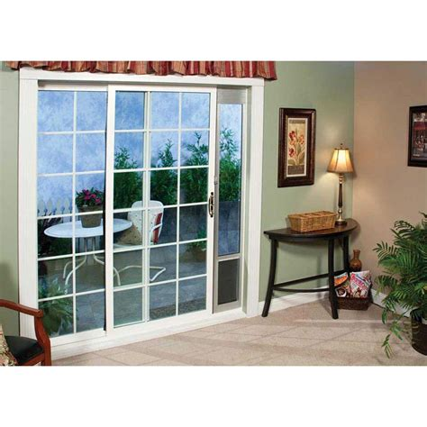 Patio Pet Door Company Petsafe Freedom Patio Panel Pet Door Small 5 Quot X 8 Quot S Pet Supplies