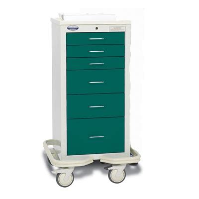 Chair Trolley Amc key locking narrow cart amc 2 j d honigberg international inc
