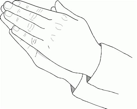 coloring page hands praying hands coloring page az coloring pages