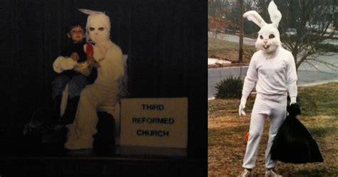 20 creepy photos with disturbing backstories reaction 20 creepy and disturbing easter bunny photos seriously