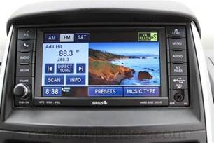 Dodge Ram Sirius Radio Dodge 174 Ram 1500 2500 3500 430 Rbz Cd Dvd Sirius Mygig