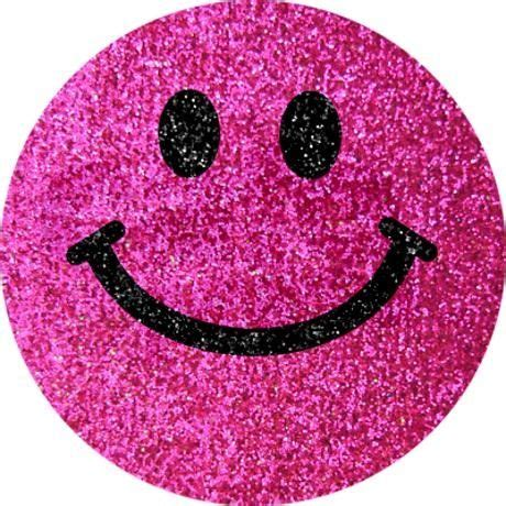 Stiker Gliter glitter smiley stickers glitter smiley stickers