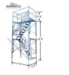 Stair Tower Scaffolding by Scaffold Stair Tower 888 777 4133 Scaffold Store