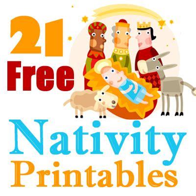 printable nativity images 21 free nativity printables