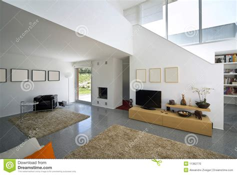 brick house interior interior modern brick house stock photo image 11362770