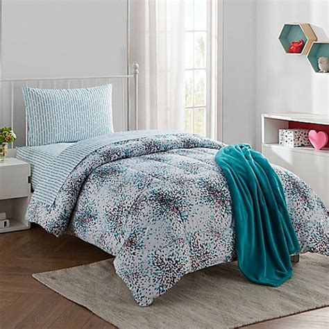 twin xl bed set blissful 16 piece twin twin xl comforter set bed bath