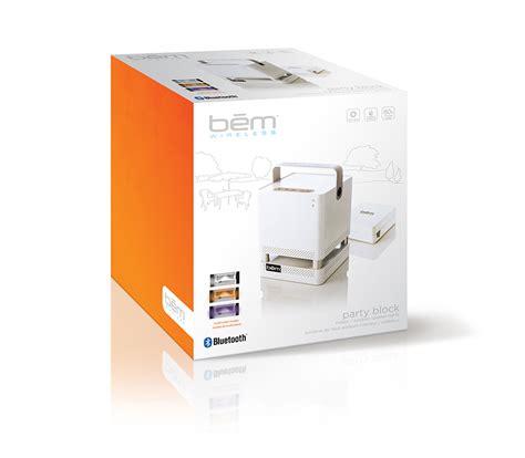 bem party block electronics packaging design award