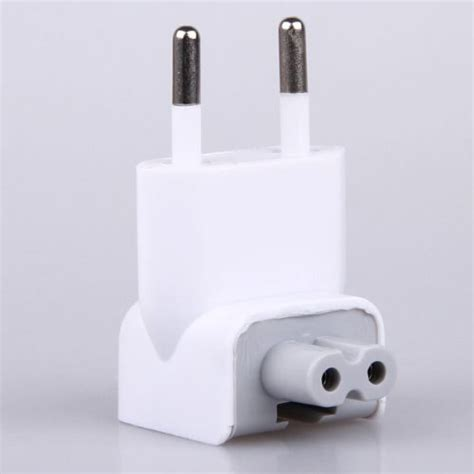 Eu Ac For Apple Adaptor Macbook other computers networking us to europe converter travel charger adapter for apple