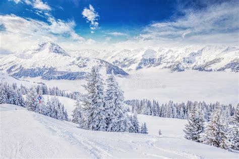 Alpen Chalet österreich by B 228 Ume Bedeckt Durch Frischen Schnee In Tyrolian Alpen