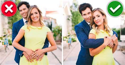 imagenes motivacionales de pareja 8 posiciones correctas para tomarse fotos en pareja