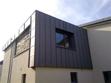 artisan (zinc and copper) roofing and cladding roofer in