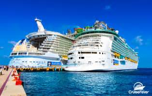 royal caribbeans newest ship royal caribbean releases 2018 2019 caribbean and alaskan
