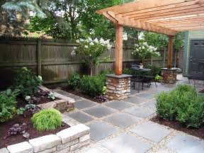 Stone Pergola Designs by Urban Or Suburban Landscaping Projects In The Multi Use