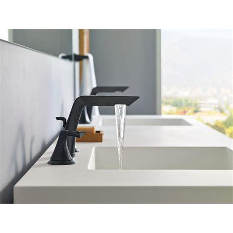 faucet 65350lf bl in matte black by brizo