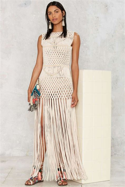 macrame dress 611 best macrame clothes images on breien