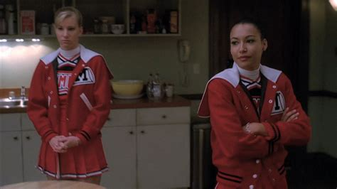 glee season 1 sectionals brittany santana 1x13 sectionals brittany and