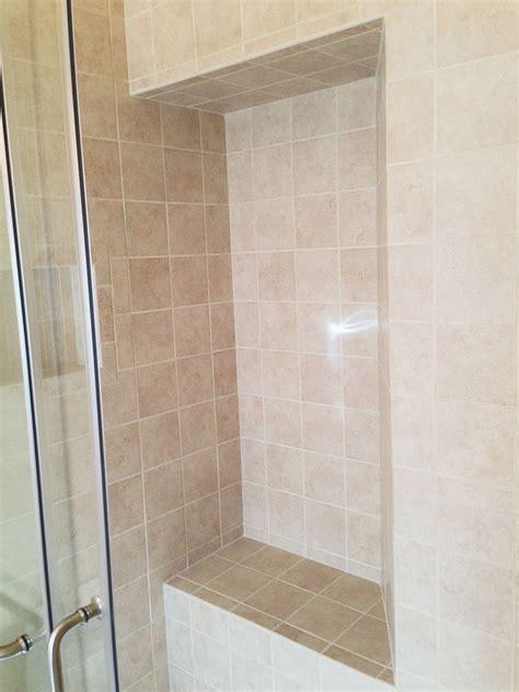 Bathroom Shower With Seat Bathroom Remodel In Fairfax Va By Ramcom Kitchen Bath