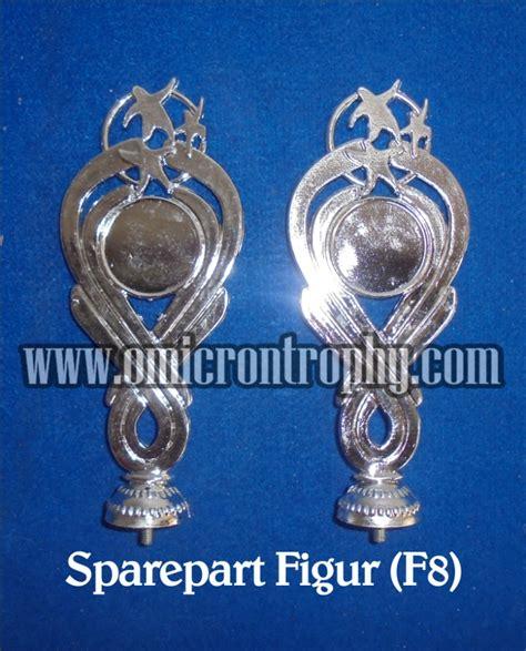 Jual Sparepart Piala jual sparepart bahan piala trophy murah figur f8