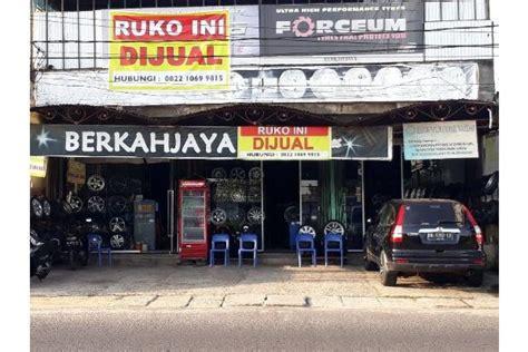 Jual Ruko ruko dijual cepat murah di lokasi pusat kota pangkalpinang