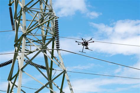 Building House Plans Online by Ppl Starts Using Drones To Help Inspect High Voltage Lines