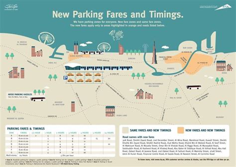 emirates zone new parking rates in dubai find out what you pay now