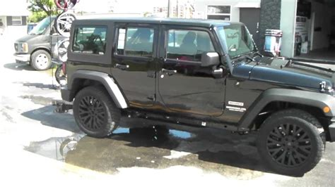 black jeep black rims www dubsandtires com 20 inch kahn rs matte black wheels