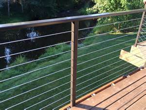 Steel Cable Handrail Railing Stainless Steel Cable Handrail