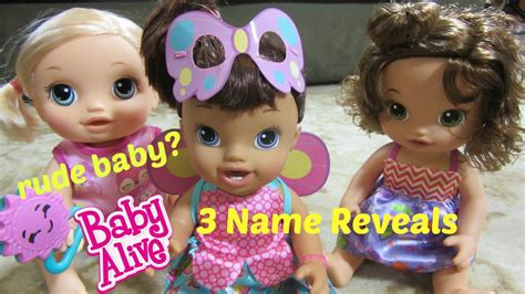 Murah Baby Alive Ready For School Baby Doll baby alive doll summer is so rude go bye bye doll ready for school butterfly name