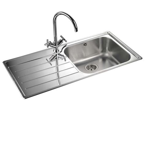 kitchen sink co rangemaster oakland ol9851 stainless steel sink kitchen