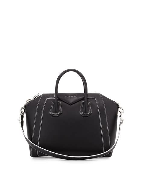 Givenchy Two Tone Purse by Givenchy Summer 2015 Antigona Tote Bags Spotted