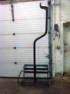 photo of ski lift chair