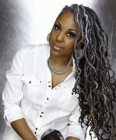 salt and pepper hairstyles natural in nashville hair lust salt and pepper locs
