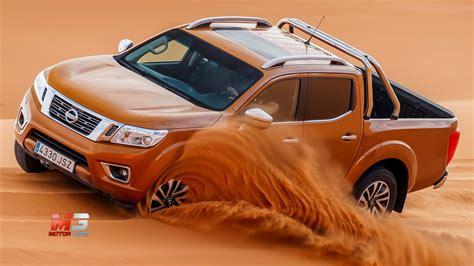 nissan navara 2017 offroad nissan navara 2017 road desert test drive