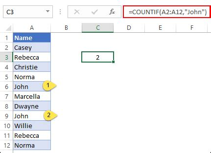 6 simple ways to count cells with text in excel [formula