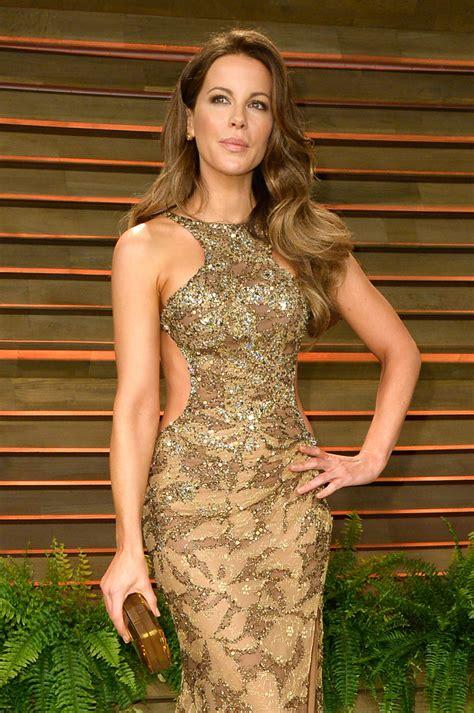 Keller Vanity Fair Oscar Waves Kate Beckinsale S Most Inspiring Hairstyles