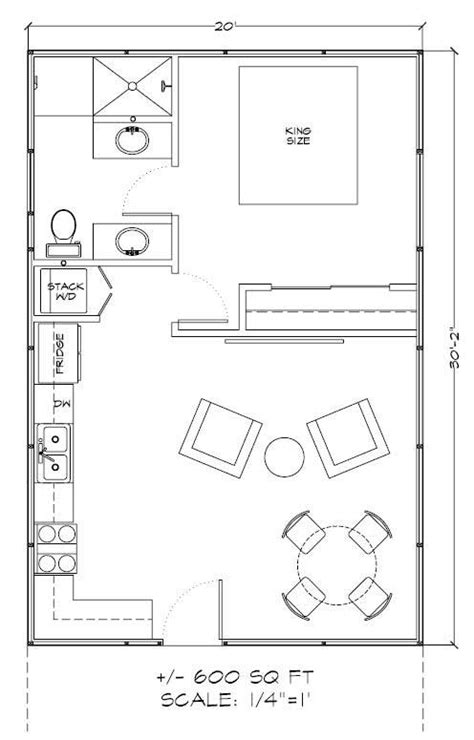 600 sf floor plans kit homes and guest house kits gambrel style