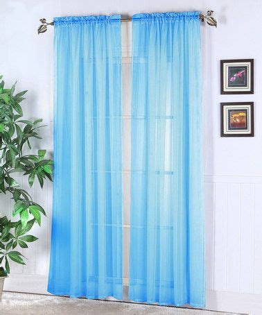 light blue voile curtains voile curtains curtain panels and sky on pinterest