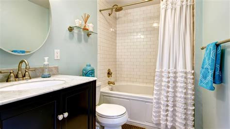 bathroom scrub how to clean your shower curtain liner today com