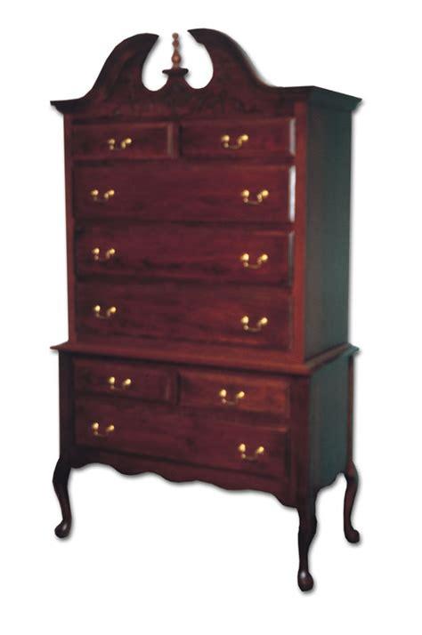 What Is A Highboy Dresser by Highboy Ohio Hardwood Furniture