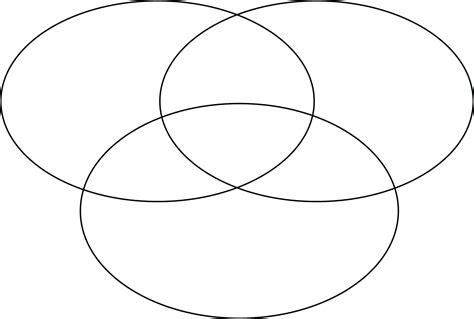 Writable Venn Diagram
